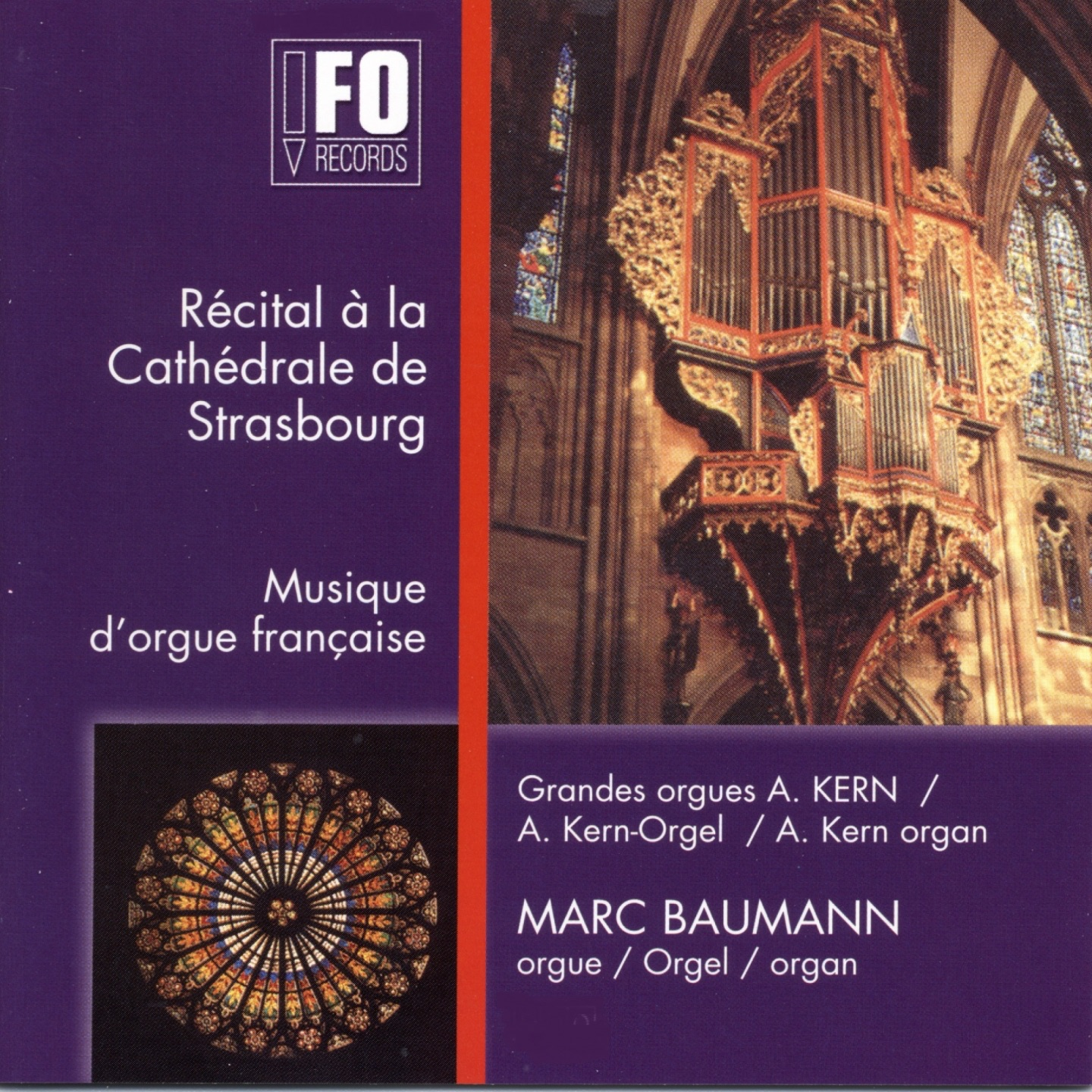 Sonate pour orgue No. 5 in C Minor, Op. 80: I. Allegro appassionato