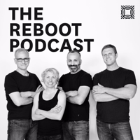 Podcast cover art for The Reboot Podcast