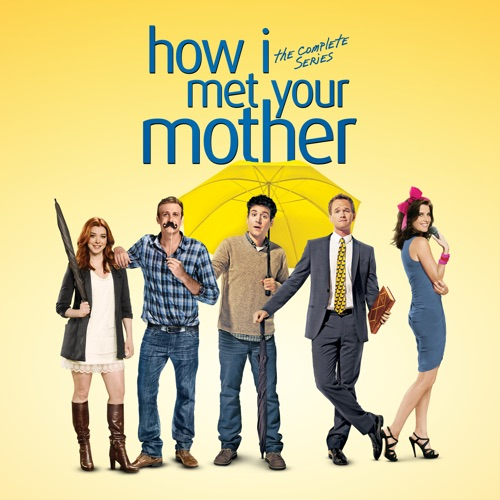 How I Met Your Mother, Complete Series poster