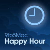 Podcast cover art for 9to5Mac Happy Hour