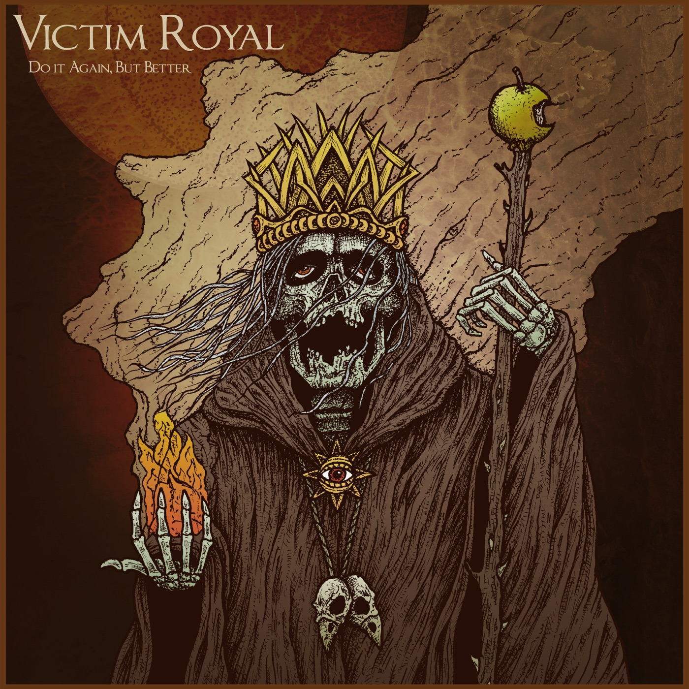 Victim Royal – Do It Again, But Better [EP] (2018)