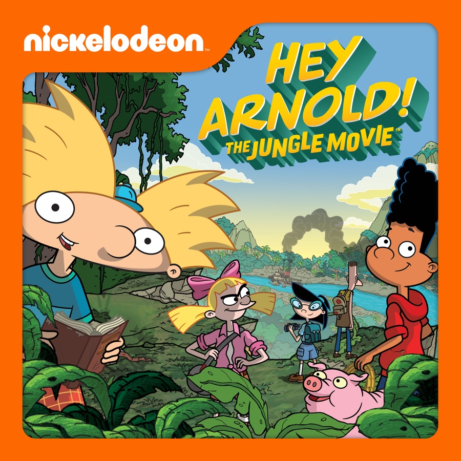 Hey Arnold: The Jungle Movie wiki, synopsis, reviews ...