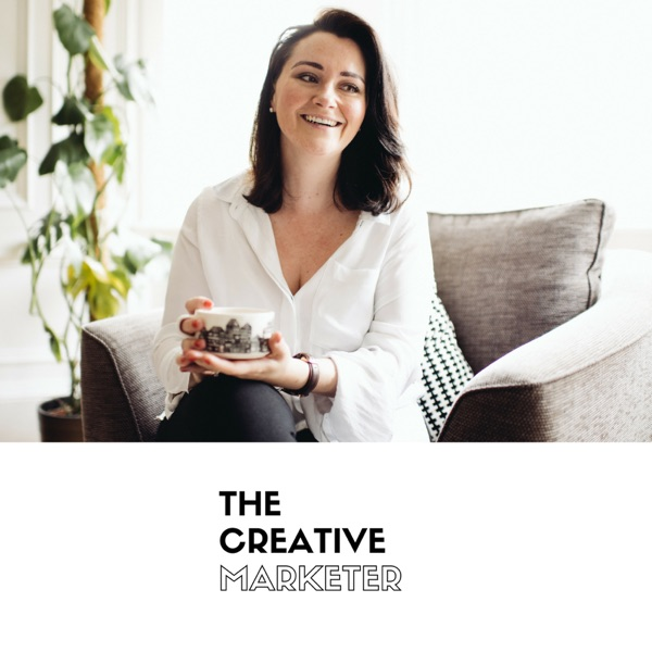 The Creative Marketer Podcast