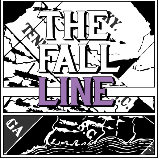 Cover image of The Fall Line true crime