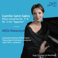 "Piano Concerto No. 5 in F Major, Op. 103 ""Egyptian"": I. Allegro animato (Live)"