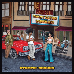 Stompin' Ground – Tommy Castro