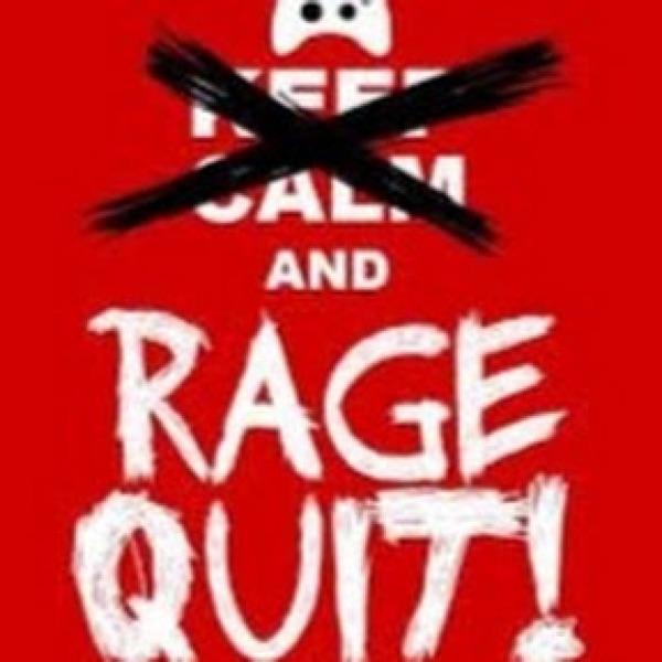 Rage Quit Wire