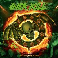 Overkill - Live in Overhausen artwork