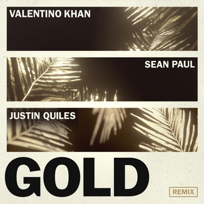 Gold (feat. Justin Quiles) [Remix] - Single - Sean Paul
