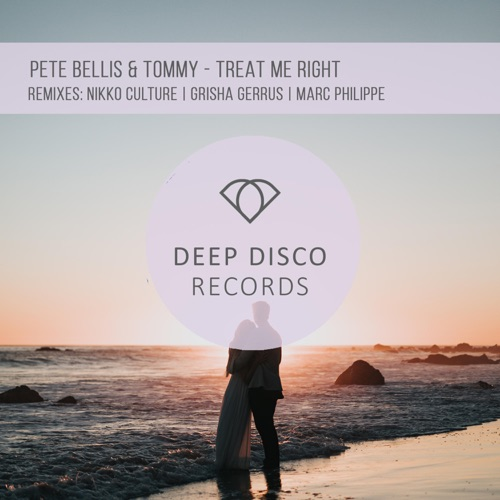 Pete Bellis & Tommy  - Treat Me Right Image