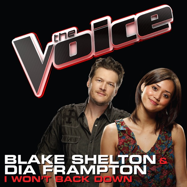 I Won't Back Down (The Voice Performance) - Single
