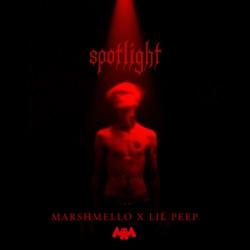 View album Marshmello & Lil Peep - Spotlight - Single
