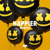 Happier (Remixes)  EP-Marshmello & Bastille
