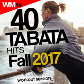 40 Tabata Hits Fall 2017 Session (20 Sec. Work and 10 Sec. Rest Cycles With Vocal Cues / High Intensity Interval Training Compilation for Fitness & Workout)