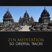 Zen Meditation: 50 Oriental Tracks – Traditional Chinese & Japanese Music, Deep Meditation, Reiki Healing Energy, Mystic Sacred Flute, Hypnotic Asian Music, Music for Spa - Asian Flute Music Oasis - Asian Flute Music Oasis
