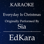 [Download] Everyday Is Christmas (Originally Performed by Sia) [Karaoke No Guide Melody Version] MP3
