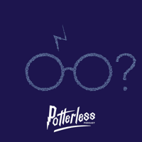 Podcast cover art for Potterless