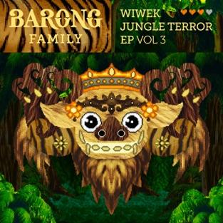 Jungle Terror, Vol. 3 – EP – Wiwek