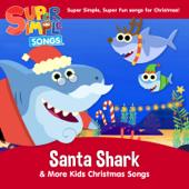 Santa Shark
