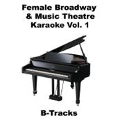 Female Broadway & Music Theatre Karaoke Vol. 1