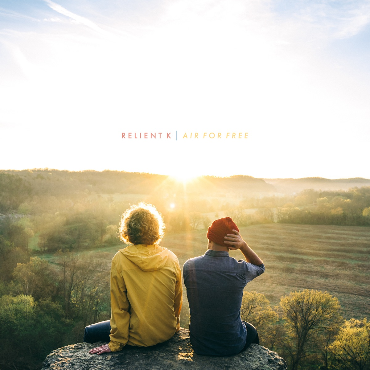 Air for Free Album Cover by Relient K