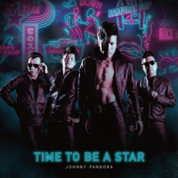 JOHNNY PANDORA - TIME TO BE A STAR artwork