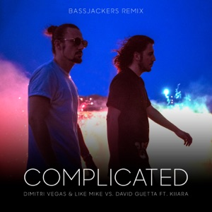 Complicated (feat. Kiiara) [Bassjackers Remix] - Single Mp3 Download