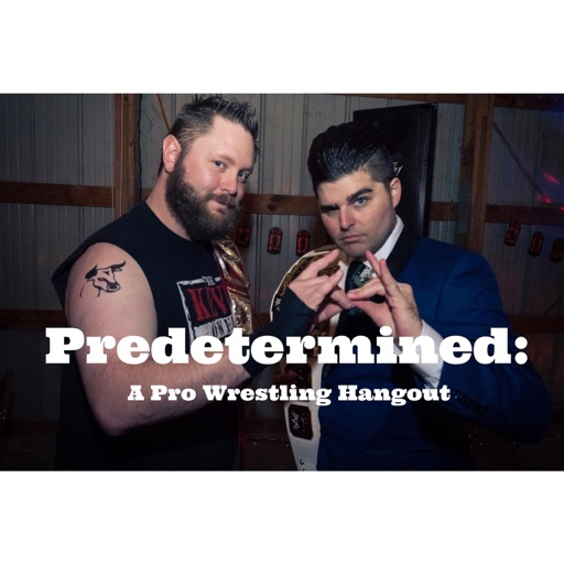 Cover image of Predetermined: A Pro Wrestling Hangout