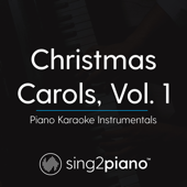 O Holy Night (Key Of Ab) [Piano Karaoke Version]-Sing2Piano