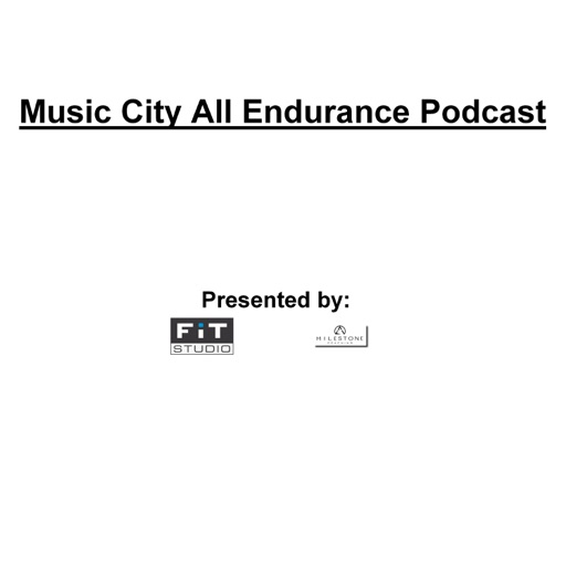 Cover image of Music City All Endurance Podcast