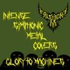 Intense Symphonic Metal Covers: Glory to Machines ジャケット写真