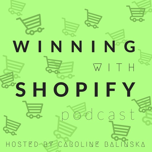 Cover image of Winning With Shopify