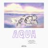 Элджей & Sorta - aqua обложка