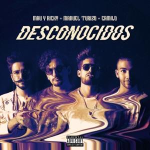 Mau y Ricky, Manuel Turizo & Camilo - Desconocidos