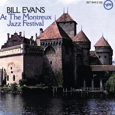 Bill Evans - At the Montreux Jazz Festival - Jack DeJohnette