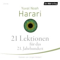 Yuval Noah Harari - 21 Lektionen für das 21. Jahrhundert artwork