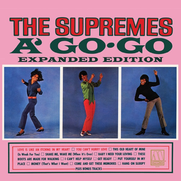 The Supremes A' Go-Go (Expanded Edition)
