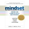 Carol Dweck - Mindset: The New Psychology of Success  artwork