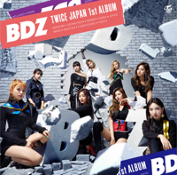 TWICE - BDZ artwork