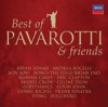 Luciano Pavarotti - Best of Pavarotti & Friends - The Duets artwork