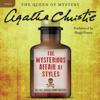 Agatha Christie - The Mysterious Affair at Styles  artwork