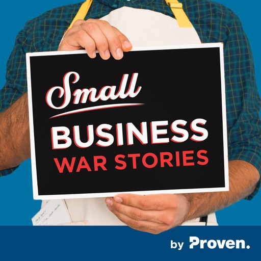 Cover image of Small Business War Stories