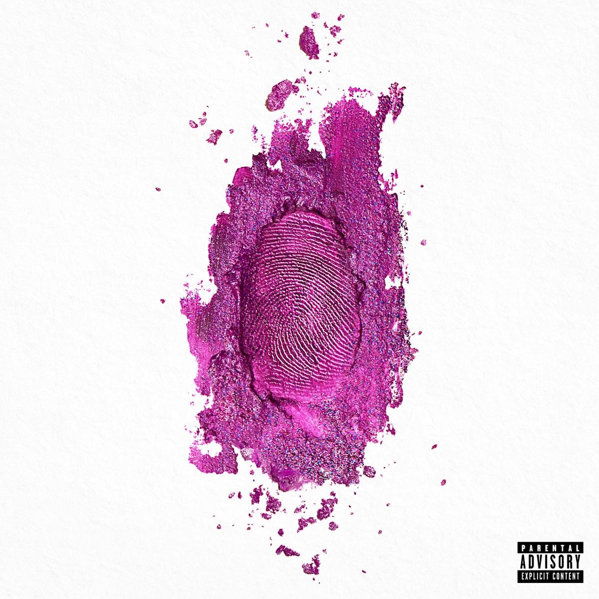 The Pinkprint Bonus Tracks Nicki Minaj CD cover