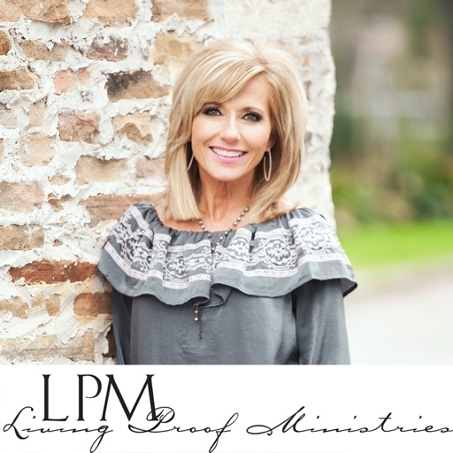 Cover image of Living Proof with Beth Moore