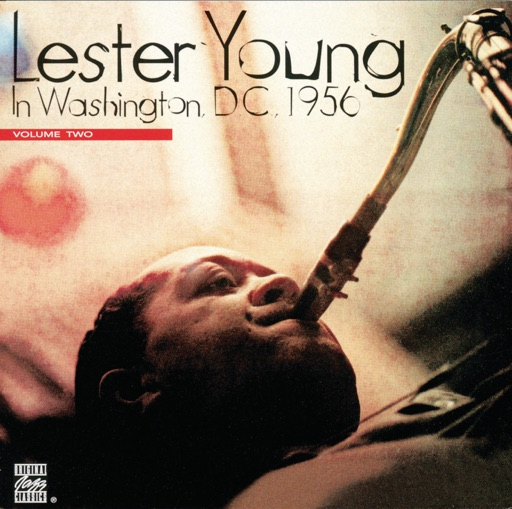 Art for Lester Leaps In by Lester Young