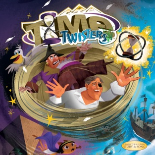 Time Twisters – Patch the Pirate