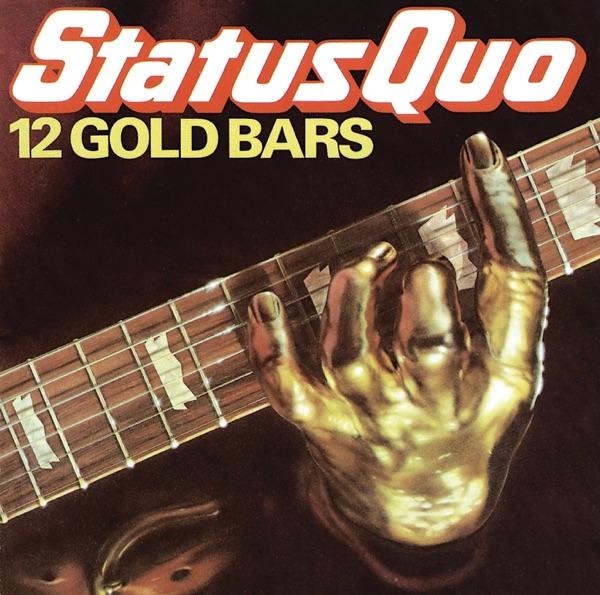 Status Quo mit Rockin' All Over the World