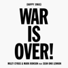 Miley Cyrus & Mark Ronson - (Happy Xmas) War is Over [feat. Sean Ono Lennon]  arte