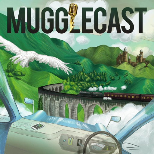 Cover image of MuggleCast: the Harry Potter podcast