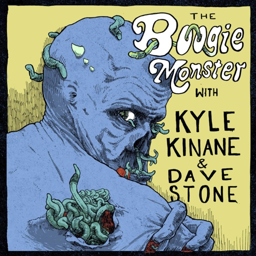 Cover image of The Boogie Monster